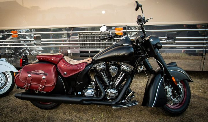 Auto and Cycle Custom Indian Motorcycle unveiled at Sturgis 2012