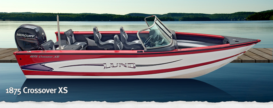 Fishing Lund 1875 Crossover XS