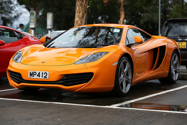 Auto and Cycle McLaren, MP4-12C