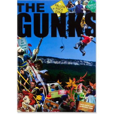Climbing Colorful maps, amazing photographs and easy organization make The Gunks a user-friendly guide to the legendary climbing area. - $35.00