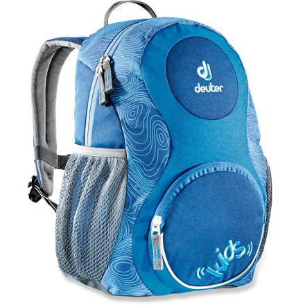 Camp and Hike The Deuter Kids pack is a great way to introduce your little ones to ''carrying their weight'' around. - $25.73