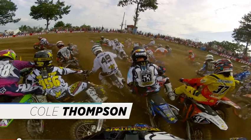 Motorsports Check out all the helmet cam race footage by GoPro from Southwick!