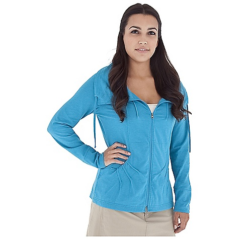 Entertainment On Sale. Free Shipping. Royal Robbins Women's Essential Traveler Cardigan DECENT FEATURES of the Royal Robbins Women's Essential Traveler Cardigan Natural fit Stretch Jersey UPF 50+ Wrinkle resistant Dri X-treme quick drying Hidden zip secured pocket Full front zip with full collar & inside draw cord Print detail at yoke & cuffs The SPECS Stretch Jersey: 6 oz., 58% Cotton / 37% Polyester / 5% Spandex - $52.47