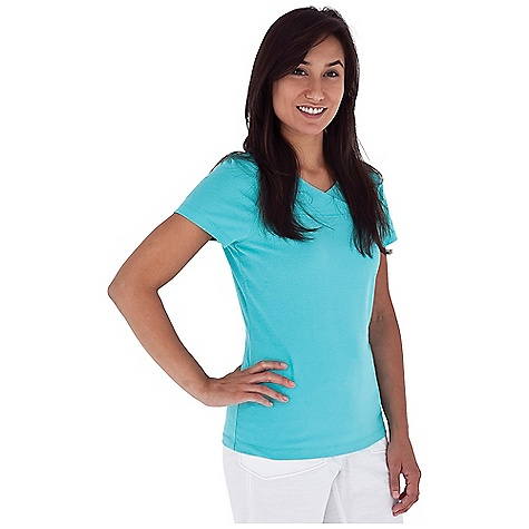 Entertainment On Sale. Royal Robbins Women's Endeavor S/S Crossover Top FEATURES of the Royal Robbins Women's Endeavor Short Sleeve Crossover Top UPF 30+ Real crossover neckline Straight hem - $13.99