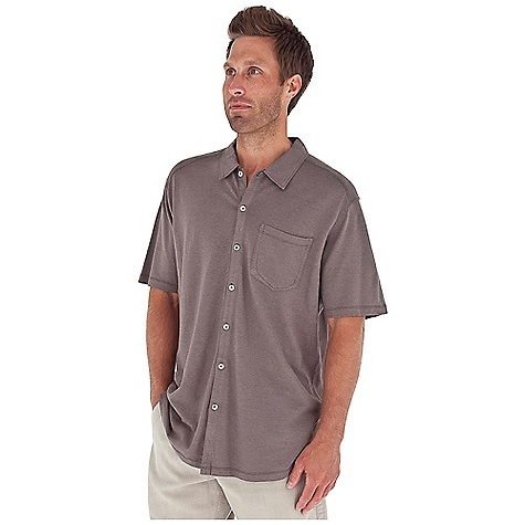 Entertainment Free Shipping. Royal Robbins Men's Flynn Button Up Top DECENT FEATURES of the Royal Robbins Men's Flynn Button Up Top Tonal stitching details Rotated shoulder seams Drop-in chest pocket Slight shirt tail hem with side vents The SPECS Relaxed fit Fabric: Flynn Jersey 6 oz 55% Hemp / 45% Organic Cotton Garment washed UPF 50+ - $54.95