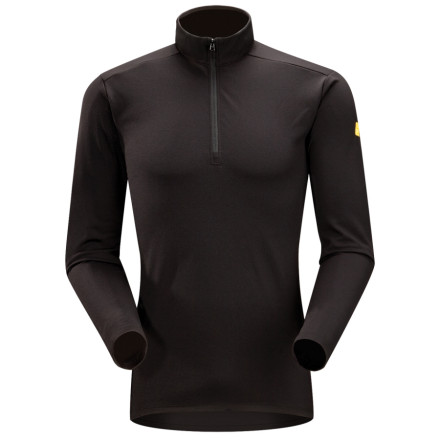 Don't get phased by the cold. Just pull on your Arc'teryx Phase AR Zip Neck Top. Lightweight design provides optimal moisture management when you're on the go. - $34.48