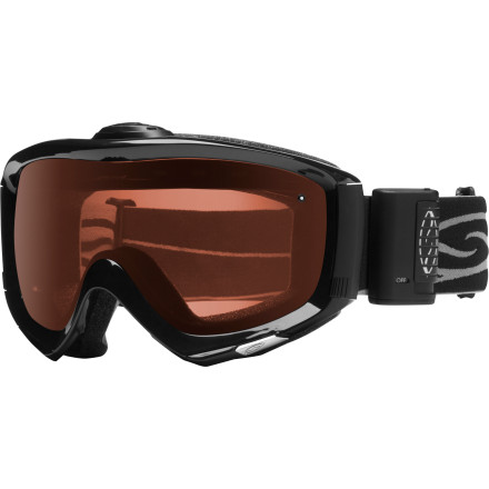 Ski The Smith I/O continues to revolutionize the industry with why-didn't-I-think-of-that features like a quick-release lens system, frameless frames for a wider field of vision, an extra-wide strap for comfort, and DriWix face foam padding for moisture management. It makes us wish WE had thought of that. - $174.27