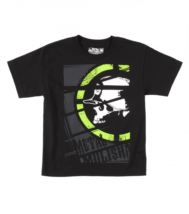 Motorsports Metal Mulisha Boys tee.  100% Cotton.  Front screenprint. - $9.99