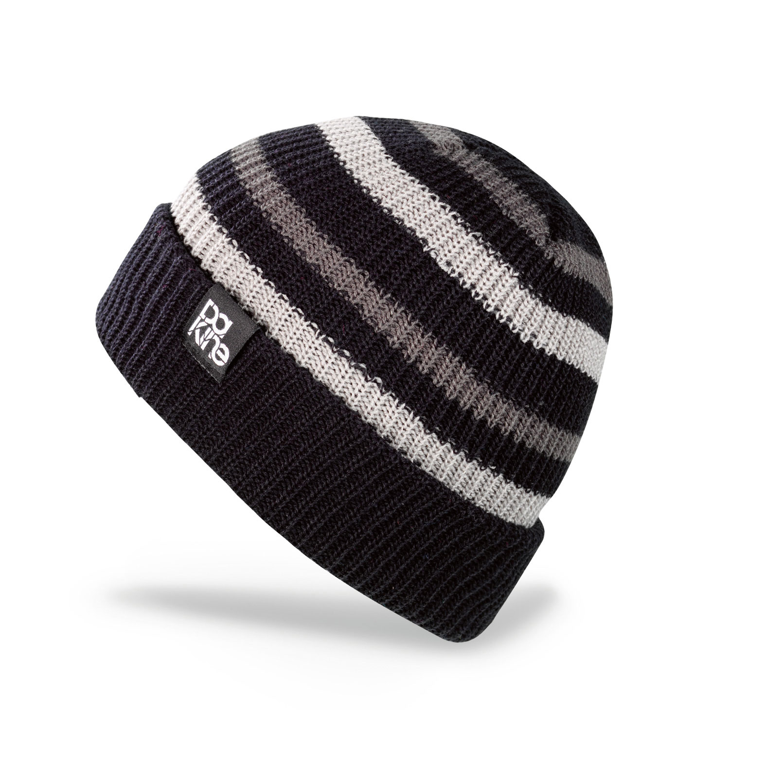Snowboard Key Features of the Dakine Chase Beanie: Acrylic ribbed knit Double lined Wear slouchy or cuffed - $16.00