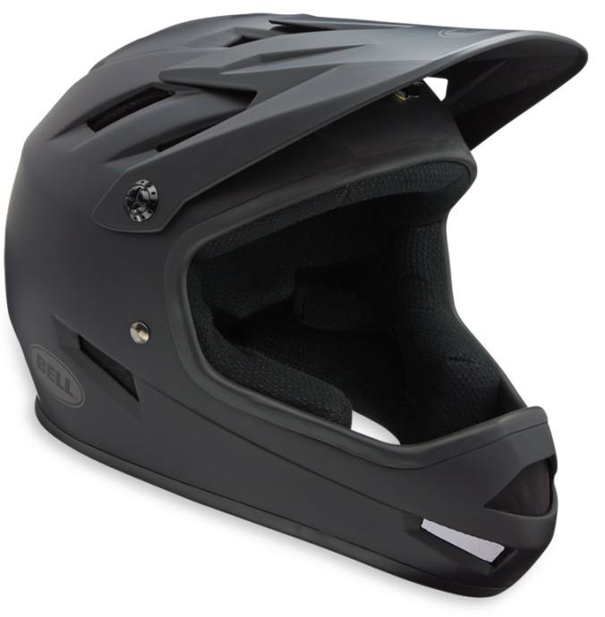 BMX The Sanction is Bell's fully-ventilated, low-profile helmet specifically designed with the younger rider in mind. Weighing in at 950 grams, the Sanction is squarely aimed at Super-D, BMX and Enduro riding.Key Features of the Bell Sanction Bike Helmet: Hand Laminated Fiberglass Shell WEIGHT: 950 Grams VENTS: 15 CERTIFICATION: CE EN1078 CPSC Bicycle - $75.00