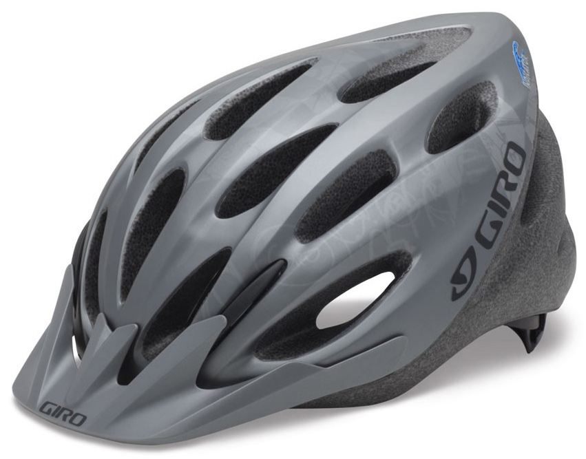 Climbing The Indicator's confident style and amazing ventilation are coupled with a modern design that complements every type of rider. It's the perfect choice for riding downtown, up a technical climb, and everything in between.Key Features of the Giro Indicator Bike Helmet Adjustable (54-61cm): SUGGESTED USE: Recreational MTB, Touring, Urban/Commute, Cruiser/Casual FEATURES: Snap-fit visor CONSTRUCTION: In-mold - EPS liner, polycarbonate shell FIT SYSTEM: Acu Dial VENTILATION: 20 vents - $29.95