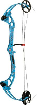 Hunting Bowfishing tests the limits of archery equipment by exposing it to harsh environments and challenging stresses. This bow is up to the challenge and sports a lightweight, split-limb design with bowfishing-optimized cams that let it be snap-shot like a recurve bow. Every aspect of this bow is optimized to enhance its bowfishing performance. At just 3.3 lbs., its fast-handling an important feature because fish dont give you much time to make the shot. Limb bolts can be backed out four turns to optimize draw weight. With a draw length to 30 inches. Made in USA. - $199.88