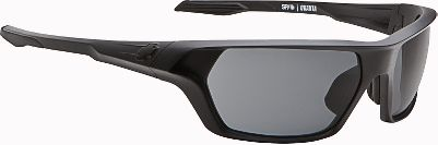 Hunting SPY Optics Quanta Polarized Sunglasses are sport-ready, with premium, flexible Grilamid frames that are shatter-resistant, comfortable and ready for whatever climate youre in. The lenses resist scratches and repel water (hydrophobic), oil and dust (oleophobic), while the Signature Scoop venting system combats lens fogging. The Accurate Radius Curvature (ARC) lenses are made of impact-resistant polycarbonate and the eight-base curvature provides high-quality, optically correct, distortion-free vision. The Trident Polarized Lenses reduce 99.9% of blinding glare, allowing you to see more clearly with less eye fatigue. ANSI Z87.1-certified and high-mass impact-resistant. Built-in hinge system provides flex and comfort. Hytrel rubber nose pads and temple tips. 100% protection from UVA, UVB and UVC rays. Frame Material: Polycarbonate. Type: Polarized. Frame Color: Matte Black with Camo. Gender: Men's. Fits Size: M/L. Lens Material: Polycarbonate. Lens Color: HAPPY Bronze with Black Mirror. Lens Color Hpy Brnz Plr Blk Mir. Style Mt Black With Camo. - $169.99