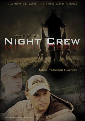 Hunting Join experienced hunters Chris Johnson, Jared Clark and good friend Gary Bennett as they bring the hammer down on predators in north Texas. Witness one night of hunting filled with one bobcat and dozen coyote kills. Learn how Chris and Jared developed their one-of-a-kind lighting system specifically made for filming night hunts. In part two, witness never-before-seen hunts that happened before they started filming as the Carnivore Night Crew. This action-packed and educational section will show the beginner and the seasoned pro how to put more fur on the ground. 80 minutes. Color: Coyote. - $8.88