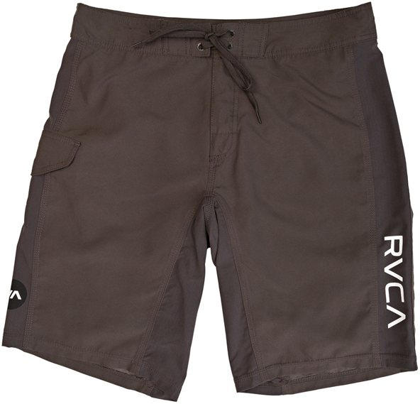 Surf RVCA VA SPORT STAFF TRUNK BLACK