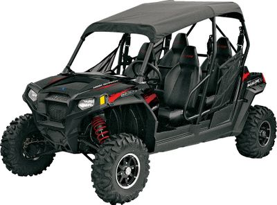 Motorsports The UTV Roll Cage Top from Classic Accessories delivers weatherproof protection from sun, rain and snow, letting you enjoy the outdoors in any weather. Designed to fit the Polaris RZR or RZR-4, the top easily installs to your UTVs roll cage with self-adhesive tape and rip-and-grip closure tabs. The heavy-duty ProtekX fabric can be folded up and stored when not in use, and quickly deployed in inclement weather. Compatible with the RZR UTV windshield. Manufacturers two-year warranty. Imported.Available: RZR, RZR4. - $34.99