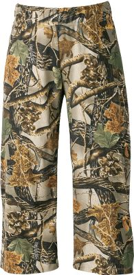 Hunting Your love for camo never has to rest when youre wearing our Camo Sleep Capris. Made of 100% cotton, they feature a wide 2 waistband and a comfortable design that eases through the thighs to a slimmer fit at the knees. The modern-rise waist sits higher in the back and 2.5 slits at the calves give you freedom of movement. Imported. Inseam: 21. Sizes: S-2XL. Camo patterns: Cabelas Zonz Woodlands, Cabelas Zonz Woodlands Pink. Size: S. Color: Zonz Woodlands. Gender: Female. Age Group: Adult. Material: Cotton. - $3.75