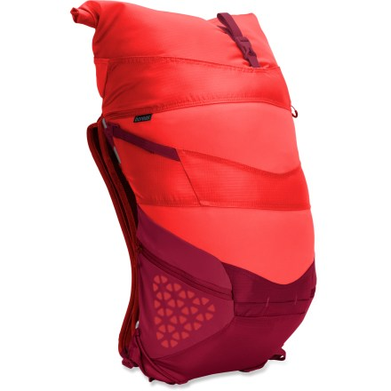 Camp and Hike The brainy Boreas Bolinas 31 pack is truly one of a kind. It converts effortlessly from a ventilated, bike-friendly roll-top to a stable, back-hugging workhorse for day hikes and scrambles. - $74.93