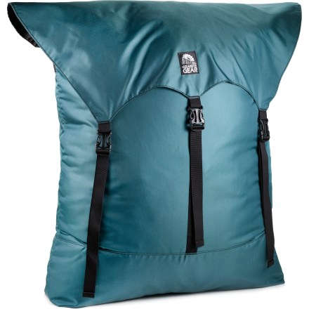 Kayak and Canoe The Granite Gear Traditional 3.5 canoe pack refines the age-old portage pack design with an ergonomic harness system, sternum strap, arched lid and tough materials. - $146.95