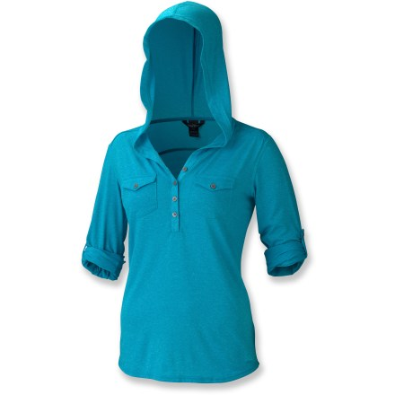 Camp and Hike Soft, lightweight and meant for active endeavors, the Marmot Laura shirt is the perfect layer when you want some coverage but nothing too heavy or warm. - $23.83