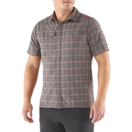 MTB Our Novara Zilker Woven bike shirt offers style and comfort both on and off the bike. Wear it for your casual urban adventures, from the grocery store to work to your favorite wind-down spot. - $33.83