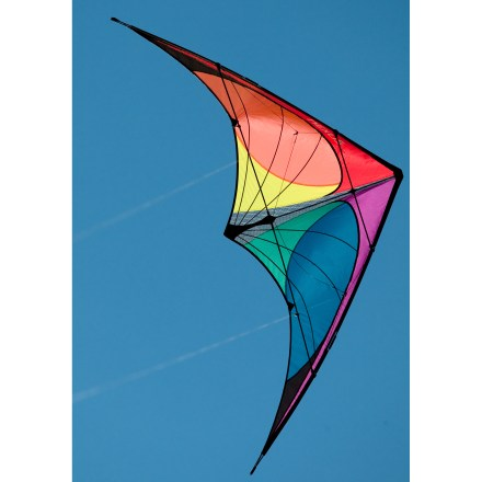 Camp and Hike New to kiting or an experienced stuntsman? This all-around kite is non-stop fun and packs small to take with you anywhere. Now go fly a kite! - $55.93