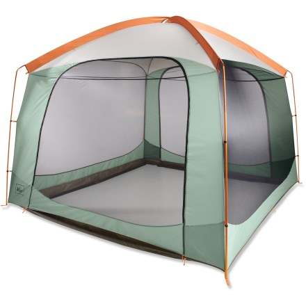 Camp and Hike Don't let the bugs get you down! This floorless shelter offers bug and shade protection, great ventilation and a 360deg view. - $249.00