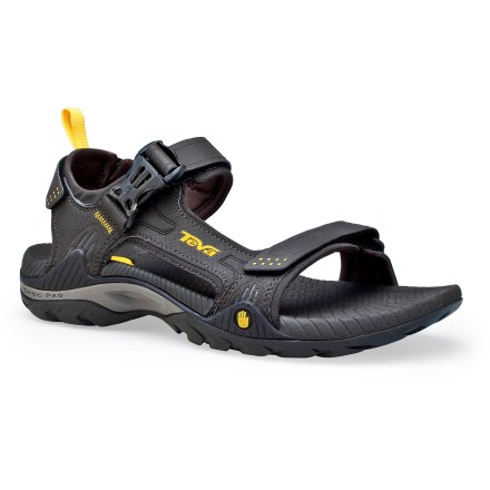 Surf Offering high levels of performance, the Teva Toachi 2 water sandals ensure excellent traction, quick-drying comfort and plenty of support to keep feet happy in the water. - $22.83