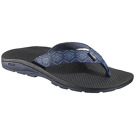 Surf Free Shipping. Chaco Women's Flip Vibe Sandal DECENT FEATURES of the Chaco Women's Flip Vibe Sandal Ready for action flip with Vibram rubber grip Quick drying webbing upper secures your flip without a flop The SPECS Weight: 7.12 oz / 205 g The SPECS for Upper Polyester jacquard webbing upper Cement construction Fixed fit The SPECS for Midsole ChaPU polyether polyurethane midsole Luvseat XO2 platform The SPECS for Outsole Vibram TC-1 rubber 2-3 mm lugs with water drainage Non-marking - $69.95
