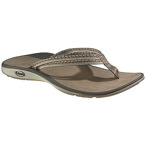 Surf Free Shipping. Chaco Women's Vand Sandal DECENT FEATURES of the Chaco Women's Vand Sandal Durable double strapped webbing keeps your flips from flopping as it secures you to the soft PU footbed 25% recycled EcoTread rubber outsole is siped for wet surfaces The SPECS Weight: 5.90 oz / 169 g The SPECS for Upper Polyester jacquard webbing upper Cement construction Fixed Fit The SPECS for Midsole Microsuede lined ChaPU polyether polyurethane footbed Luvseat XO2 platform The SPECS for Outsole NearGround siped outsole with EcoTread rubber 2mm lug depth, siped Non-marking - $64.95