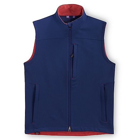 Free Shipping. Ibex Men's Tuck Vest DECENT FEATURES of the Ibex Men's Tuck Vest Semi-fit Adjustable hem and cord lock system Contrast interior collar 8in. Hand warmer pockets and 6.5in. chest pocket The SPECS Center Back Length: 26.75in. Fabric: 82% Polyester, 18% Wool Climawool 2-way Stretch Wool Double Weave 252 g/m2 - $179.95