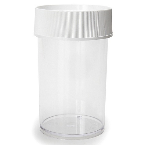 Nalgene Straight Side Jar - Polycarbonate FEATURES of the Nalgene Straight Side Jar - Polycarbonate Window-clear (125ml to 1000ml sizes) High impact resistance Nontoxic Excellent for cold room and refrigerated use - $1.79