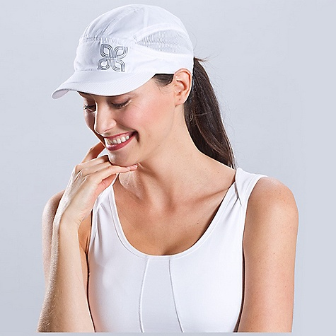 Lole Women's Sporty Cap DECENT FEATURES of the Lole Women's Sporty Cap Lole reflective screen print at the front Adjustment at the back - $29.95