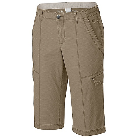 Free Shipping. Mountain Hardwear Women's Wanderland Knicker DECENT FEATURES of the Mountain Hardwear Women's Wanderland Knicker Mountain Hardwear Women's Wanderland Knicker The SPECS Average Weight: 10 oz / 273 g Inseam: 18in. / 46 cm Body: Wandering Stretch ripstop (57% cotton, 39% nylon, 4% elastane - $69.95