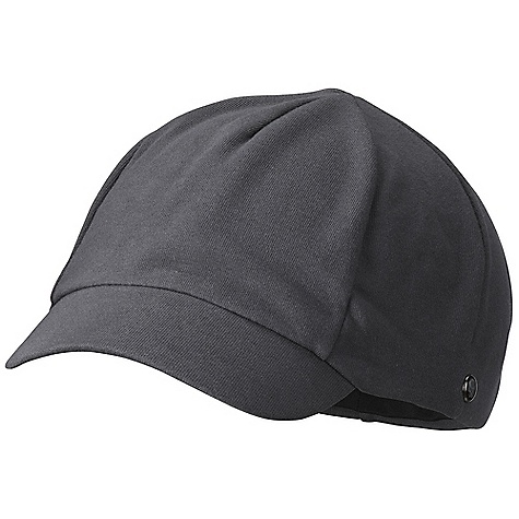 Mountain Hardwear Kevalo Cap DECENT FEATURES of the Mountain Hardwear Kevalo Cap Durable cotton canvas body Eyelets at crown provide ventilation Stretch fit for comfort The SPECS Average Weight: 2 oz / 55 g Body: Cipher French terry (57% cotton, 38% polyester, 5% elastane) - $34.95