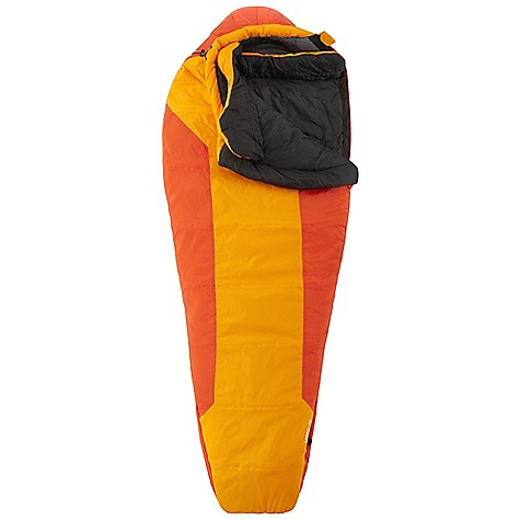 Camp and Hike Free Shipping. Mountain Hardwear Lamina -15 Sleeping Bag The SPECS Temperature Rating: -15deg F / -26deg C Loft Size: 8in. / 20 cm Stuff Size: 9 x 17in. / 23 cm x 43 cm Shell: 40D Micro Ripstop Nylon (100% nylon) Insulation: Thermic Micro Lining: 40D Polyester Taffeta (100% polyester) The SPECS for Regular Fill Weight: 3 lbs 12 oz / 1.70 kg Total Weight: 4 lbs 9 oz / 2.05 kg Inside Length: 78in. / 198 cm Shoulder Girth: 64in. / 163 cm Hip Girth: 60in. / 152 cm Foot Girth: 40in. / 102 cm The SPECS for Long Fill Weight: 4 lbs 01 oz / 1.85 kg Total Weight: 4 lbs 14 oz / 2.20 kg Inside Length: 84in. / 213 cm Shoulder Girth: 66in. / 168 cm Hip Girth: 62in. / 157 cm Foot Girth: 42in. / 107 cm - $279.95