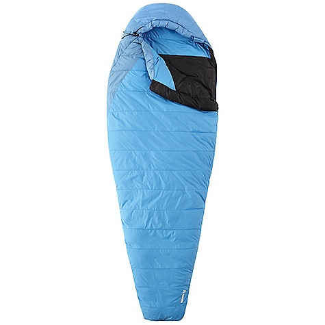 Camp and Hike Free Shipping. Mountain Hardwear Hibachi 15 Sleeping Bag The SPECS Temperature Rating: 15deg F / -9deg C Loft Size: 6in. / 15 cm Stuff Size: 8 x 16in. / 20 cm x 41 cm EN Comfort Rating: 24deg F / -4deg C EN Comfort Limit: 12deg F / 11deg C EN Extreme: -23deg F / -31deg C Shell: Hi-Five 30DRipstop (100% nylon) Insulation: Q.Shield DOWN 600-fill Lining: 30D Taffeta (100% nylon) The SPECS for Regular Fill Weight: 1 lb 07 oz / 650 g Total Weight: 2 lbs 12 oz / 1.25 kg Inside Length: 78in. / 198 cm Shoulder Girth: 62in. / 157 cm Hip Girth: 58in. / 147 cm Foot Girth: 38in. / 97 cm The SPECS for Long Fill Weight: 1 lb 09 oz / 700 g Total Weight: 3 lbs / 1.35 kg Inside Length: 84in. / 213 cm Shoulder Girth: 64in. / 163 cm Hip Girth: 60in. / 152 cm Foot Girth: 40in. / 102 cm - $349.95