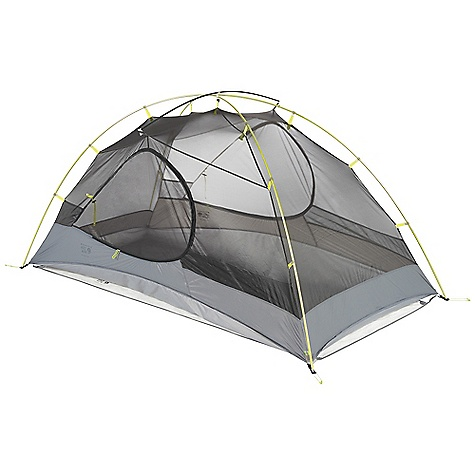 Camp and Hike Free Shipping. Mountain Hardwear Skyledge 2 DP Tent The SPECS Capacity: 2 Person Minimum Weight: 3 lbs 09 oz / 1.62 kg Pitch Light Weight: 2 lbs 9 oz / 1.15 kg Pitch Type: Freestanding Packed Weight: 4 lbs 6 oz / 1.97 kg Floor Area: 2.5 square meter / 27 square feet Vestibule Area: 1.0 square meter / 11 square feet Interior Pick: 39in. / 99 cm Pole Num: 2 Doors: 2 Vestibules: 2 Packed Dimension: 6 x 21in. / 15 x 53 cm Canopy: 15D Poly Knit Mesh (100% polyester) Fly: 20D Nylon Ripstop 1500mm PU/SIL (100% nylon) Floor: 70D Nylon Taffeta 3000mm PU (100% nylon) - $449.95