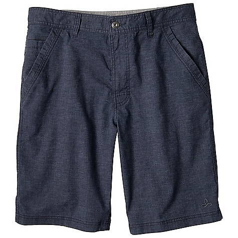 Free Shipping. Prana Men's Furrow Short DECENT FEATURES of the Prana Men's Furrow Short Sustainable hemp blend Quarter top pockets Back welt pockets Inseam: 33 / 83.8 cm, Waist: 11in. / 27.94 cm Standard Fit The SPECS 53 Hemp / 44 Recycled Polyester / 3 Lycra - $64.95