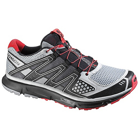 Camp and Hike Features of the Salomon Men's XR Mission Shoe Outsole: Contagrip Lt, Contagrip Ha, Non Marking Contagrip, Os Tendon Chassis: Light Weight Muscle Sockliner: Ortholite Midsole: Molded EVA - $81.99