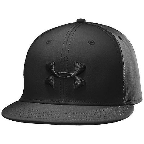 Fitness Under Armour Men's Huddle II STR Cap DECENT FEATURES of the Under Armour Men's Huddle II STR Cap Flat Brim Stretch fit Embroidered UA Logo Headgear Sweatband Structured The SPECS 100% Polyester - $29.95