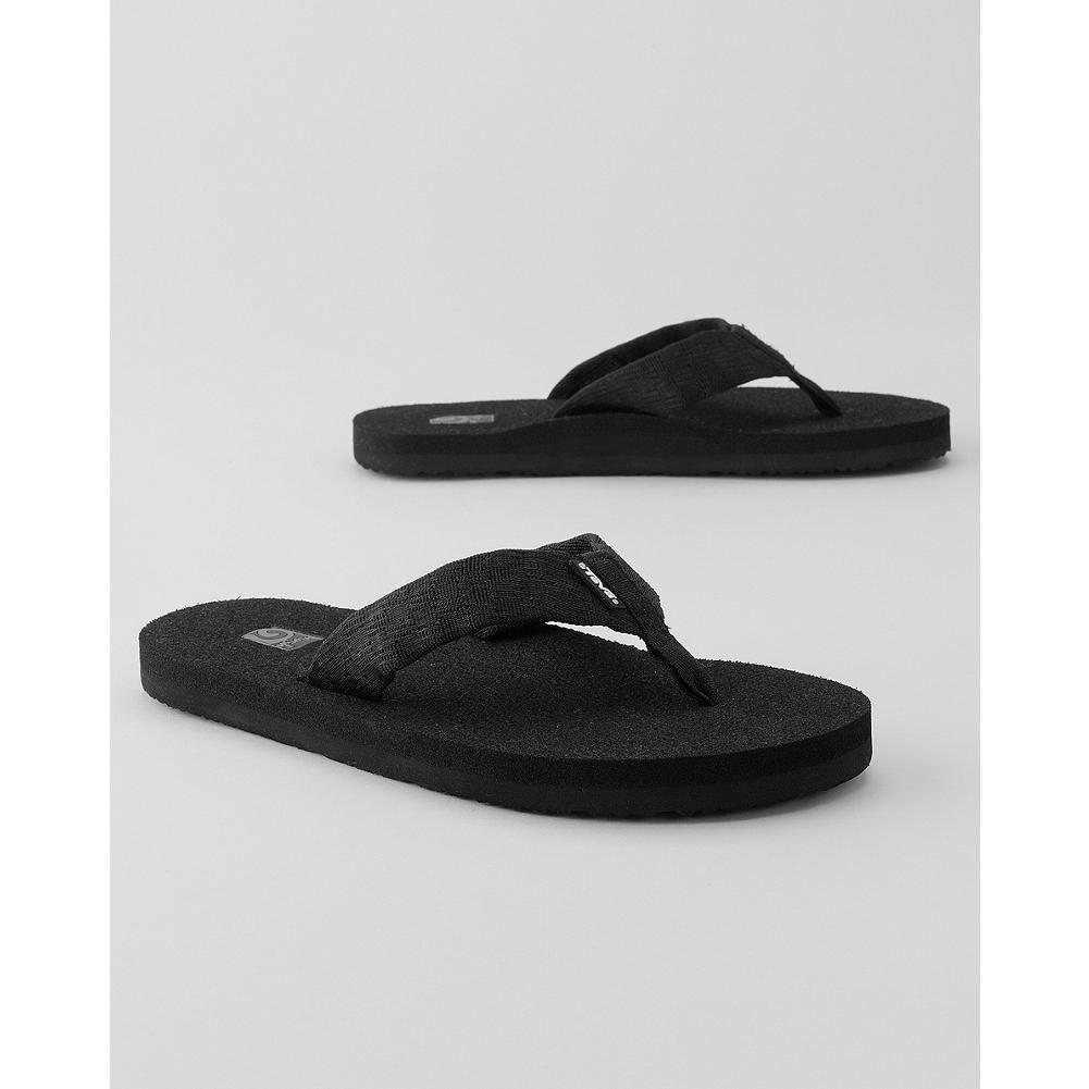 Surf Teva Mush II Flip Flops - The ultimate in flip flop comfort. Features an EVA outsole with Mush traction pattern, sturdy 3-point thong construction and a soft Mush topsole with enhanced arch support. Imported. - $19.99