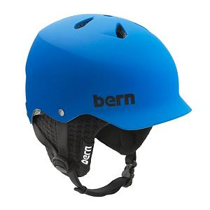 Ski Bern Watts Knit Hard Hat - Bern crafted the Watts hard hat as the first vented lid which was brought about by popular demand. It features the patented multiple impact breathable Brock Foam that can keep you cool and dry as it allows for air to flow in all directions in addition to the passive air vents on the top. However it also includes an easily removable knit hat insert that will keep your head warm and toasty during the cold days. Plus with the Twin Clip you have two possible goggle clip locations in the back as well as the sink fit for a solid surround low profile custom feel. As used by some of the top athletes in the world you'll soon discover why Bern has some of the most comfortable and versatile equipment on the market today. Features: Patented Brock Foam Keeps You Cool and Dry as it Allows for Maximum Air Flow in All Directions. Product ID: 162489, Model Year: 2011 - $59.95