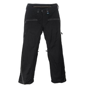 Snowboard Bonfire Rainier Womens Snowboard Pants - Bonfire has designed this pair of snowboard pants especially for women who are looking for high style with features like no other. The exterior material is made of a three layer construction with StormRepel, this coating is a durable water repellent finish. This water repellent finish will keep the moisture from ever reaching the interior of your pants. You will remain dry and comfortable all day long. This pair of Rainier Snowboard pants are soft, comfortable, durable with laser cut belt loops so you can have a custom fit each time that you take to the mountain wearing them. Bonfires Rainier pants are known for being used by tour guides through rough and rugged parts of the world. You should be re-assured knowing and wearing this classic fit, figure flattering and functional pair of snowboard pants while you are in the park or sliding down the pipe. Facing cold temperatures are a thing in the past for you, the Bonfire Rainier Womens Snowboard Pants will keep you toasty warm inside and out as you conquer the outside temperatures and the winds with no worries. . Exterior Material: Three-Layer Construction With StormRepel, A Durable Water-Repellent (DWR) Finish, Lining: Yes, Softshell: Yes, Insulation Weight: None, Taped Seams: Fully Taped, Waterproof Rating: 20,000mm, Breathability Rating: 20,000g, Thigh Zip Venting: No, Suspenders: None, Articulated Knee: No, Warranty: One Year, Race: No, Waterproof: Totally Waterproof (20,000mm+), Breathability: Very High Breathability (>15,001g), Use: Snowboard, Type: Shell, Cut: Regular, Lining Material: Polyester, Waist: Beltloops, Pockets: 5-6, Model Year: 2009, Product ID: 183545 - $39.99