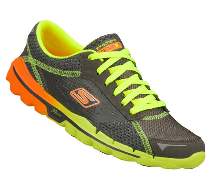 Fitness Skechers GOrun 2 is the next generation of a serious minimal running shoe. Designed for speed with innovative performance technologies to promote a midfoot strike; it works as a great transitional shoe  to foster a barefoot running experience. - $80.00