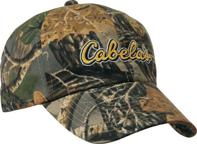 Hunting This classically styled cap will fit any occasion. The 6-panel design has a rear adjustable closure. Poly/cotton construction. One size fits most. Imported. Camo pattern: Seclusion 3D . - $1.88