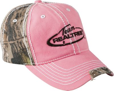 Hunting Solid-color front and bill with camo accents. Hook-and-loop fastener. One size fits most. Imported. Camo pattern: Realtree APG . - $19.99