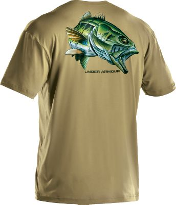 Fishing Crafted of Charged Cotton, this comfortable fishing shirt delivers the coolness of a technical fabric, yet it still delivers the traditional softness of cotton. Packed with quick-drying, moisture-wicking breathability, it boasts the uncompromising odor protection of ArmourBlock technology. 100% cotton. Imported.Sizes: M-2XL.Colors: Branch, River, True Grey Heather. - $24.88