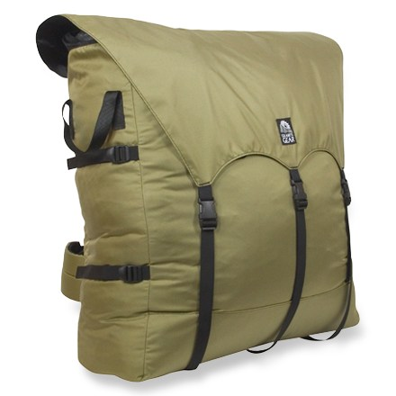 Kayak and Canoe This pack refines the age-old portage pack design with an anatomically cut harness system, sternum strap, arched lid and drawcord overflow. - $77.83