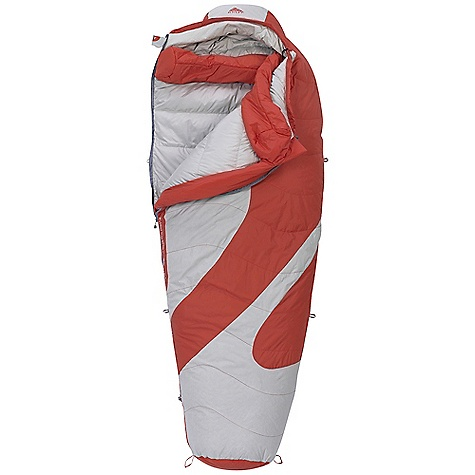 Camp and Hike On Sale. Free Shipping. Kelty Women's Light Year 0 Degree Sleeping Bag DECENT FEATURES of the Kelty Women's Light Year 0 Degree Sleeping Bag Slant-baffle construction Efficient, form-fitting hood Full baffle collar Insulated hood baffle 58in. two-way locking zipper Zipper draft tube with anti-snag design Internal liner loops Sleeping pad security loops Hang loops for storage Micro Fat Man and Ribbon drawcords Micro captured cordlock Ground-level side seams and differential cut for maximum warmth Compression stuff sack included Storage sack included Zippered chest pocket The SPECS Temperature Rating: 0deg F / -18deg C Stuffed Diameter: 10in. / 25 cm Shape: Mummy Fits To: 5'6in. / 168 cm Length: 72in. / 183 cm Shoulder Girth: 58in. / 147 cm Fill Weight: 36 oz / 1.01 kg Total Weight: 3 lbs 7 oz / 1.54 kg Stuffed Length: 15in. / 38 cm Material: Shell: 40D Nylon Ripstop Insulation: 600 Fill-Power Down Liner: 50D Polyester Micro Pongee - $216.99